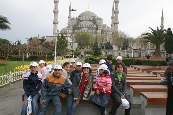İstanbul'da Rüya Gibi Dört Gün