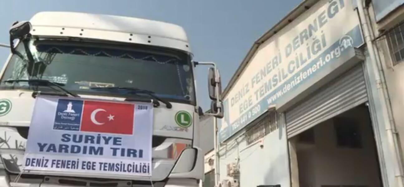 İzmir Suriye Tır