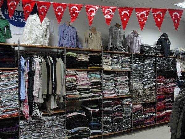 Kahramanmaraş´ta Gezici Giyim Mağazamız Açıldı