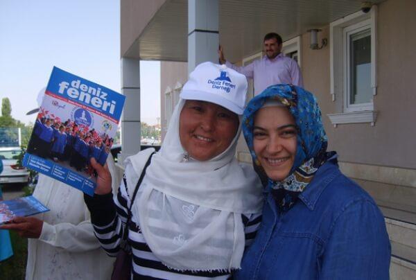 Kazak Hacı Adaylarını Ağırladık