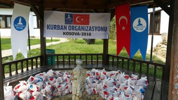 Kurban Bağışı 2016