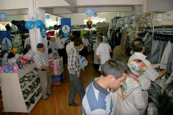 Kütahya Gezici Giyim Mağazamız Açıldı