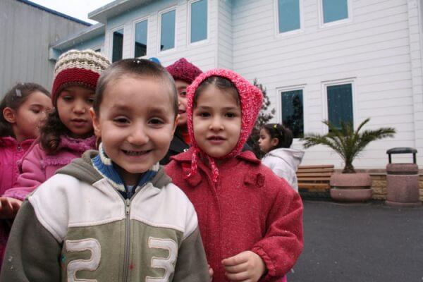 Medine Gülü Çocuk Yuvası'ndan Deniz Feneri'ne Destek