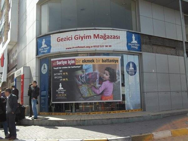 Nevşehir Gezici Giyim Mağazası Açıldı