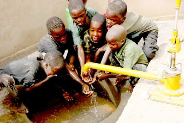 Nijer'den Sizin İçin Yükselen Dua