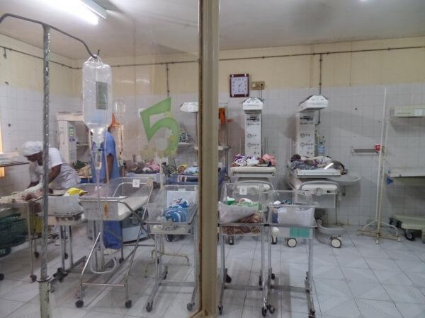 Nijer Hastane Yardımı