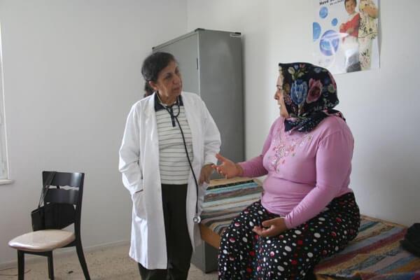 Odaköylüler Sağlık Kontrolünden Geçti