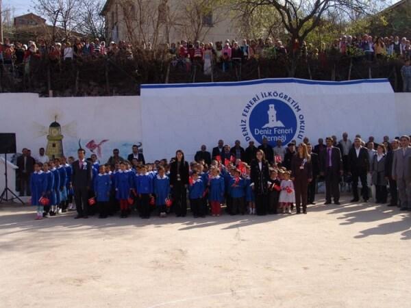 Samsunlu Çocuklar Okuluna Kavuştu