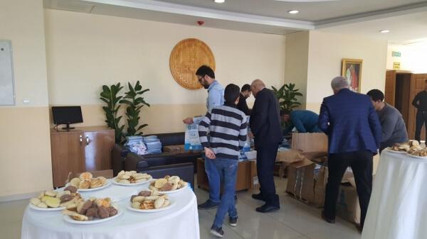 Şanlıurfa gönüllü toplantısı