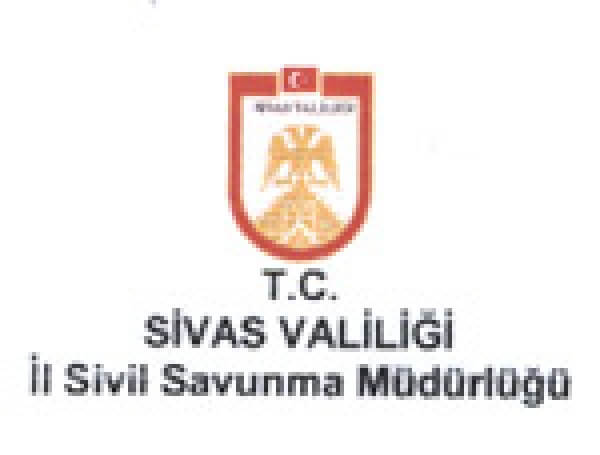 Sivas Valiliği´nden Derneğimize Teşekkür