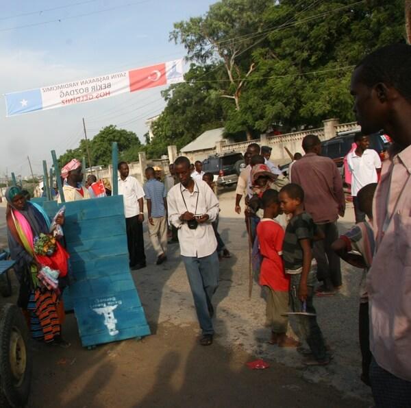 Somali'den Mutluluk Tabloları