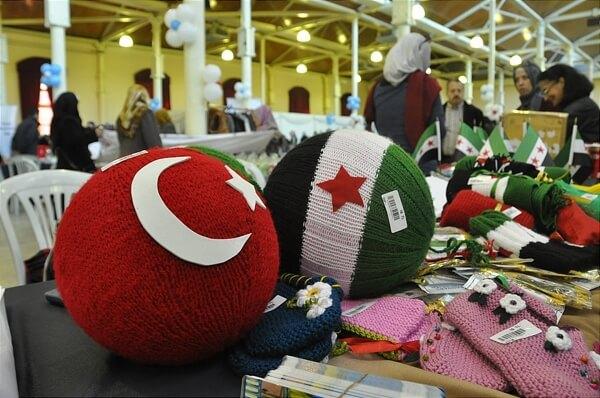 Suriye Acil Yardım Kermesi Açıldı