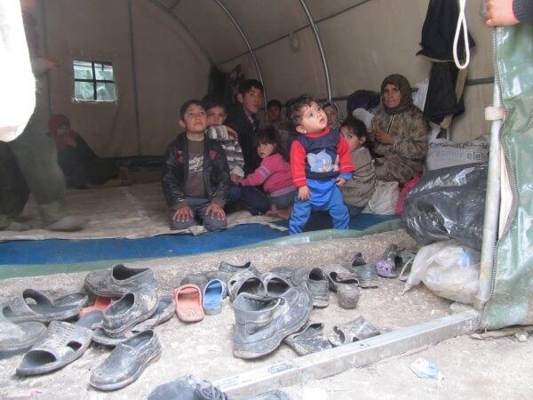 Suriye un ve ekmek