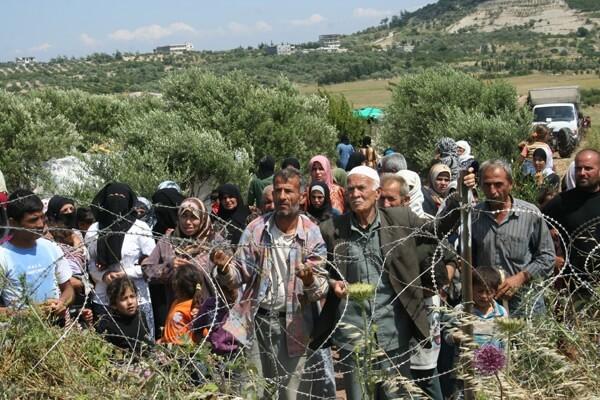 Suriyeli Mültecilere Acil yardım