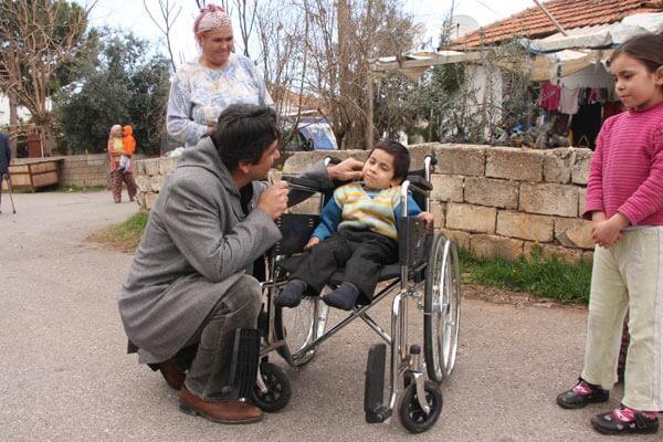 Tekerlekli Sandalye Mutlu Etti