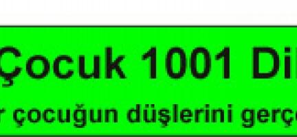 1001 Çocuk 1001 Dilek'05'e Yoğun İlgi