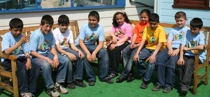 1001 Dilek Çocukları İstanbul'da