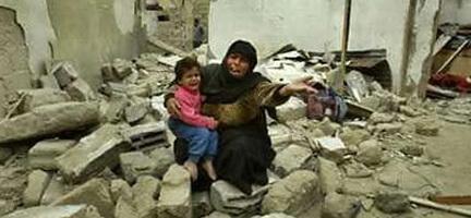 İsrail Gazze'yi Bir Kez Daha Vurdu