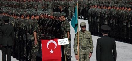 35 Bin Askerin Ailesine 250 TL Maaş