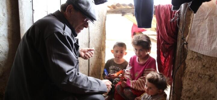 41 İlde 41.000 Aileye Ramazan Kumanyası