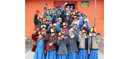 48 Farklı Okulda 2.789 Farklı Sevinç