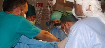 7. Nijer Tıbbi Görev Ekibi Türkiye´ye Döndü