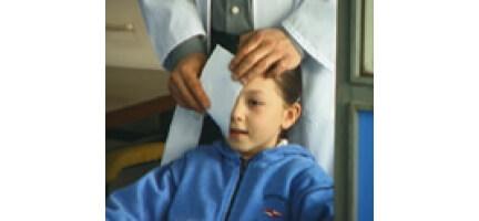 700 Çocuğun Göz Taramalarını Gerçekleştiriyoruz