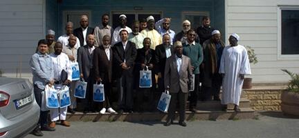 Afrikalı Sivil Toplum Kuruluşları Deniz Feneri'ndeydi