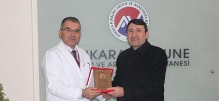 Ankara Numune Hastanesi'nden Teşekkür