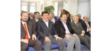 Ankara Şube Genel Kurul Toplantısı Yapıldı