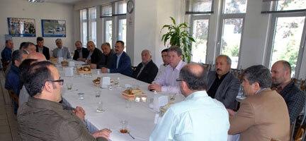 Ankara Şube Genel Kurul Üyeleri Toplantıda Buluştu