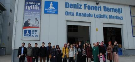 Ankara Şubemiz Üniversiteli Gençleri Ağırladı