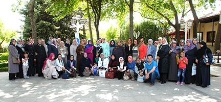 Ankaralı gönüllülerimizle bir araya geldik