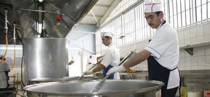 Aşçı ve Kasap Adayları İçin Ders Zili Çaldı