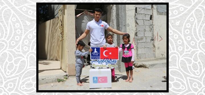 Balkanlar'dan Uzak Asya'ya Uzanan İyilik Evi