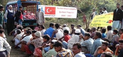 Bangladeş'e İnsani Yardım