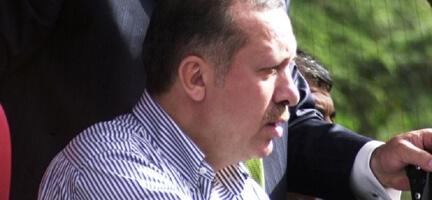 Başbakan Erdoğan Antalya'ya, Afet Bölgesine Gitti