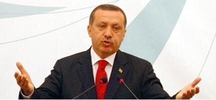 Başbakan Erdoğan'dan İsrail'e 'katliam' mesajı