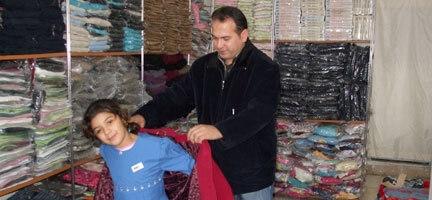 Bir Ücretsiz Giyim Mağazamız Daha Açıldı
