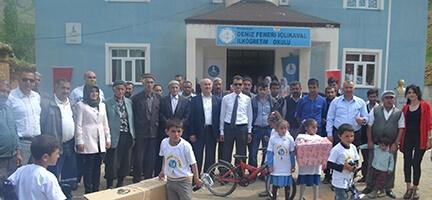Bitlis Hizan İçlikaval Köyü Öğrencilerinin Dilekleri Gerçekleşti
