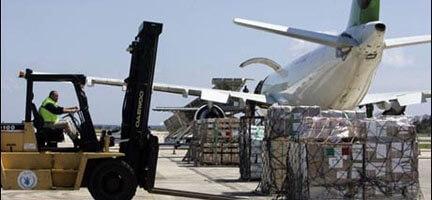 BM Yardım Uçağı Myanmar´da