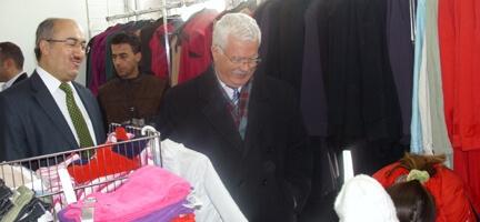 Bolu Gezici Giyim Mağazamız Açıldı