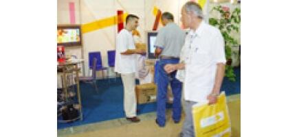 CeBIT'te Deniz Feneri Standına Yoğun İlgi