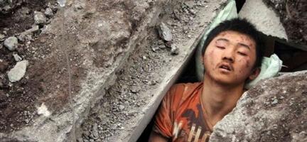Çin'de Şiddetli Deprem, 617 Ölü, 10 Bin Yaralı