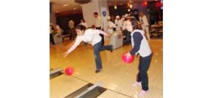 Çocuklar Bowling Turnuvası İle Coştu