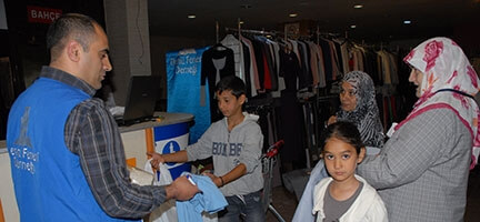Çorum Gezici Giyim Mağazamız Açıldı