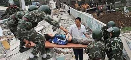 CRI'den Depremle Mücadele Çalışmalarına Katkı Sağlıyor