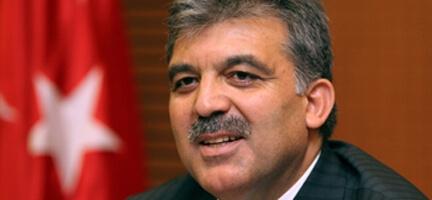 Cumhurbaşkanı Abdullah Gül'den Yardım Kuruluşlarına Destek