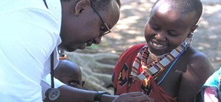 Daha Sağlıklı Afrika İçin
