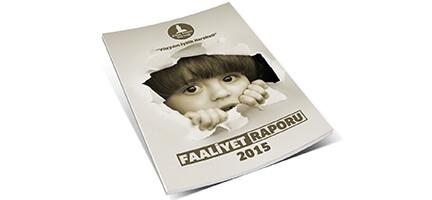 Deniz Feneri 2015 Faaliyet Raporu Yayınlandı